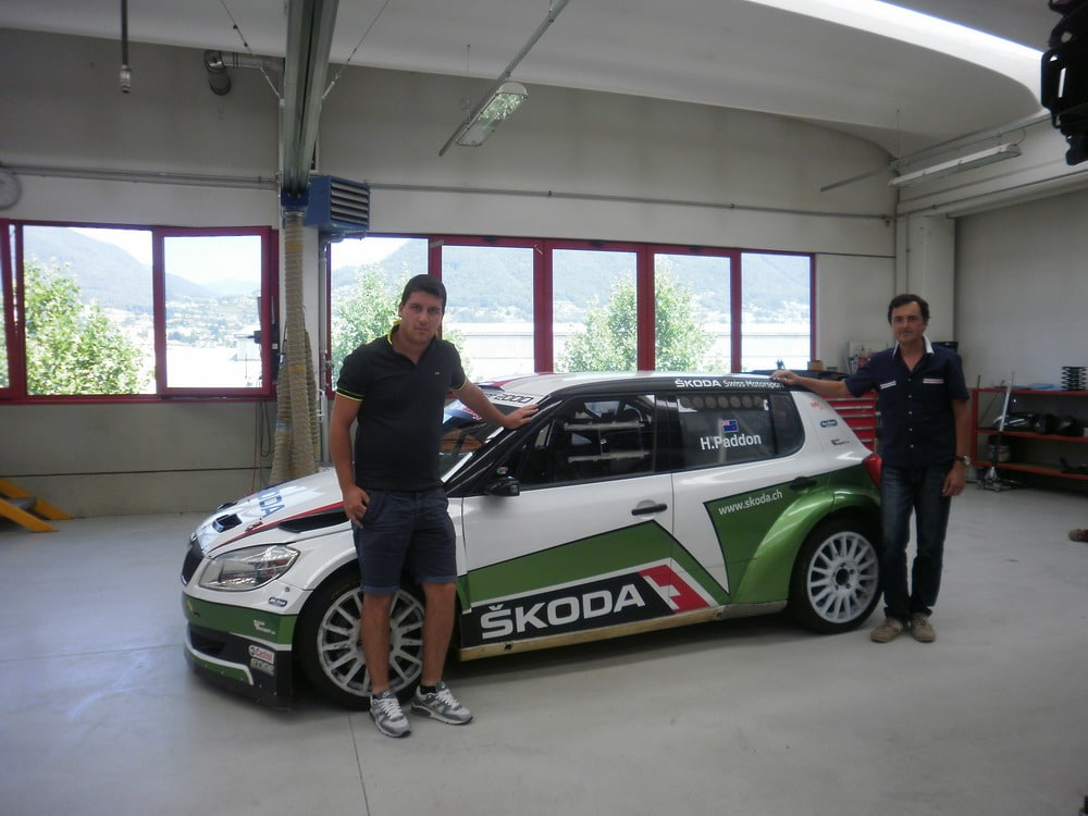 Photo of RALLY – Luca Artino prepara la seconda parte di stagione