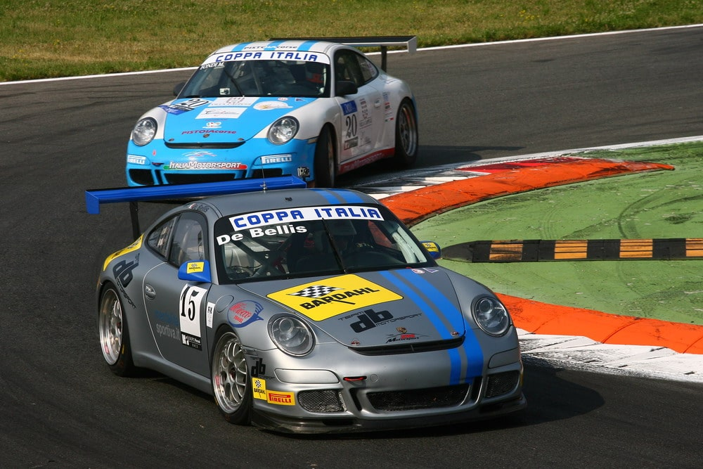Photo of AUTO – De Bellis porta in alto DB Motorsport, vittoria a Monza e secondo posto tricolore