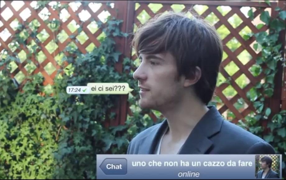 Francesco Sole L'amore ai tempi di WhatsApp