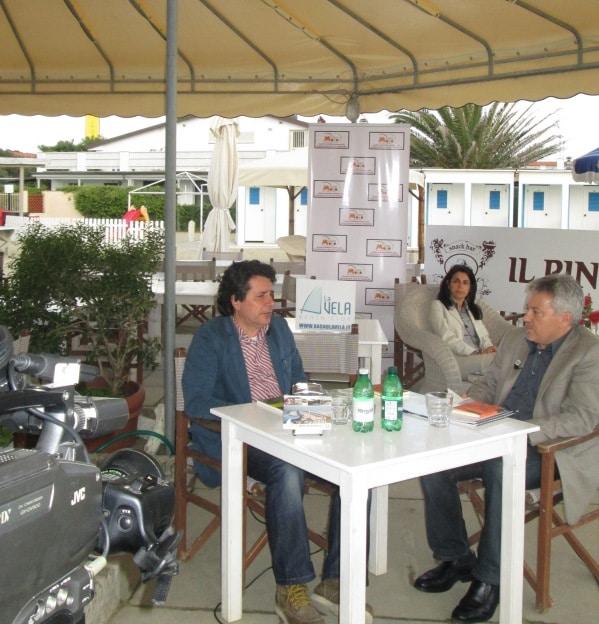 Photo of TeleRiviera presenta 'TR Libri' – Ospite Andrea Gamannossi