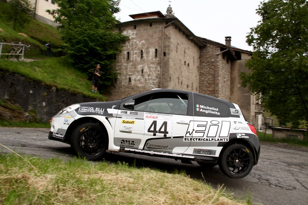 Photo of Sfida calda per Rudy Michelini al Rally del Casentino