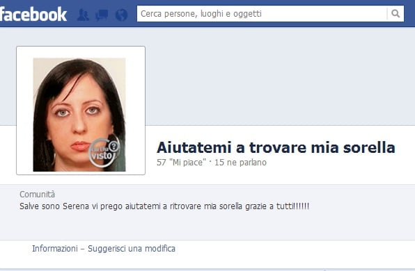 Photo of Ragazza scomparsa a Lastra, sorella s'affida a Facebook