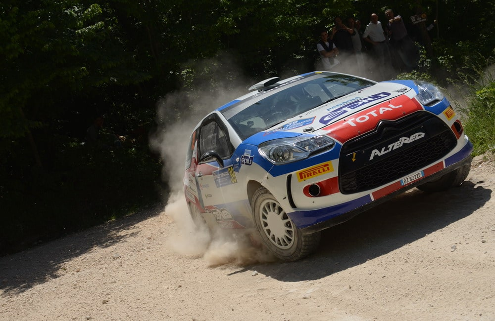 Photo of RALLY – A S.Marino ultimo sterrato del Citroen Racing Trophy