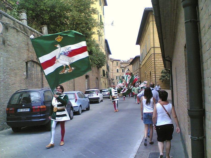 Photo of SIENA – Il Palio è dell'Oca