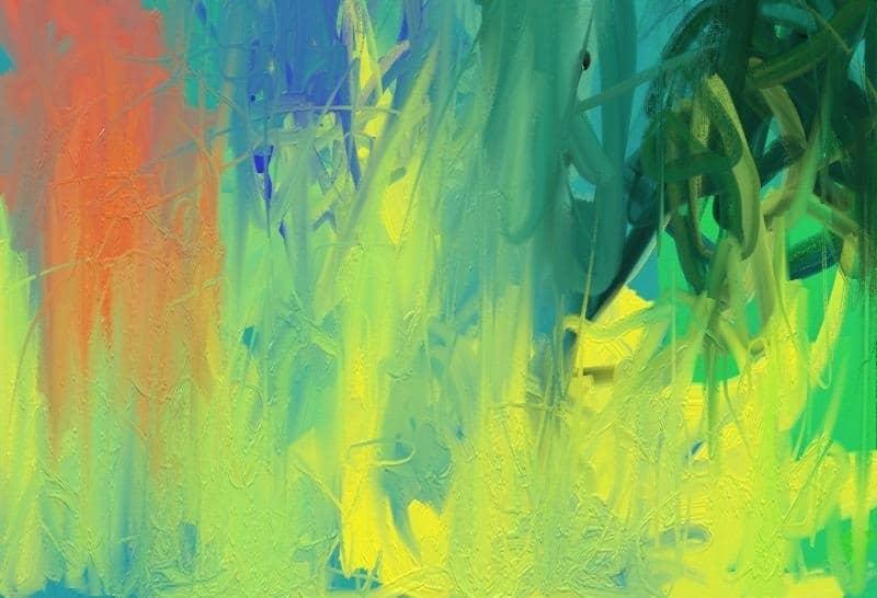 Photo of ALBERESE (GR) – Disabilità genera arte, pitture digitali di Claudio Pieretto
