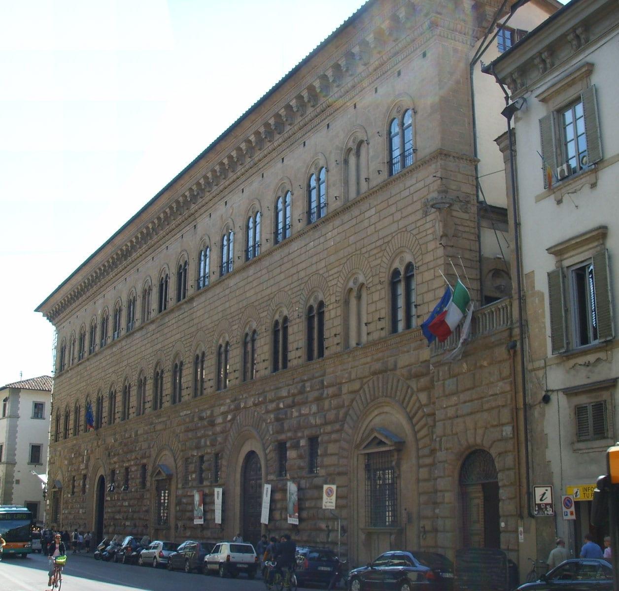 Palazzo Medici Riccardi - Sede del Consiglio provinciale di Firenze