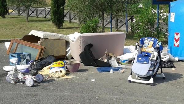Photo of RIFIUTI – Figline Valdarno è una discarica a cielo aperto