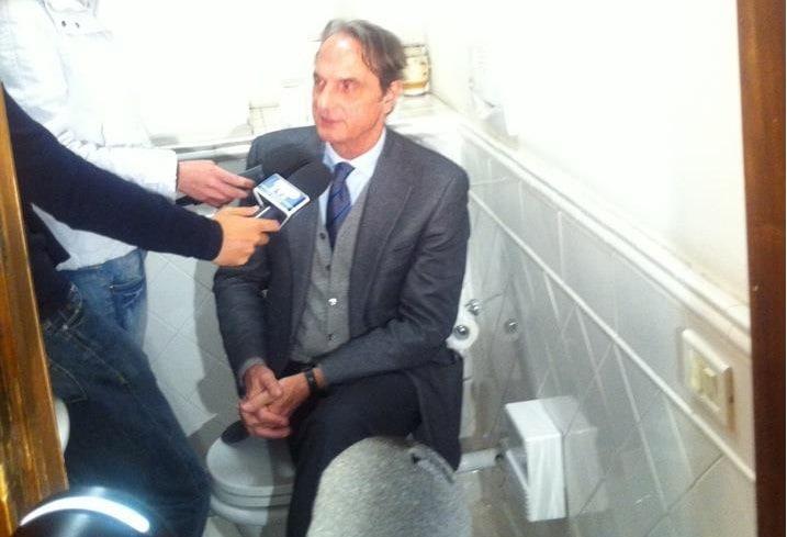 Roberto Cenni, sindaco di Prato, foto profilo Facebook