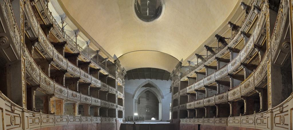 Teatro Rossi Pisa