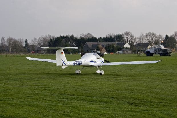 Photo of AREZZO – Cade aereo biposto: salvi