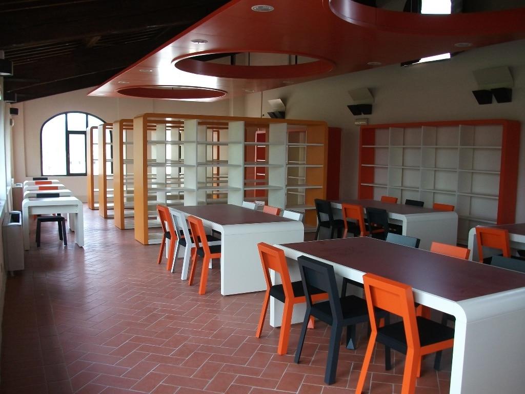 biblioteca ginestra
