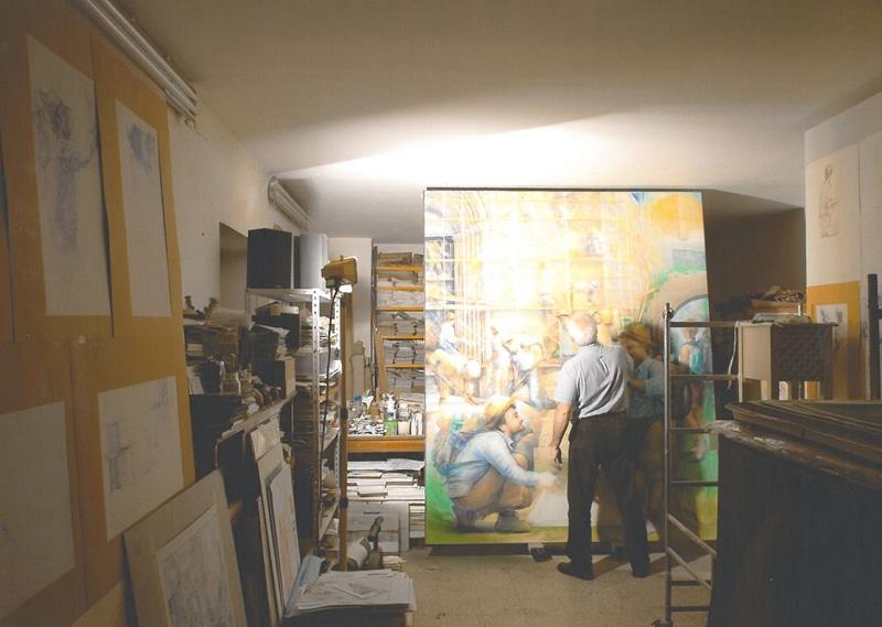 Photo of SANSEPOLCRO (AR) – Una grande tela per chiudere il Millenario