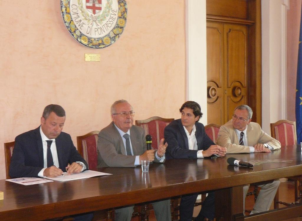 Photo of Cassa di Risparmio di San Miniato a sostegno della ValdiSieve