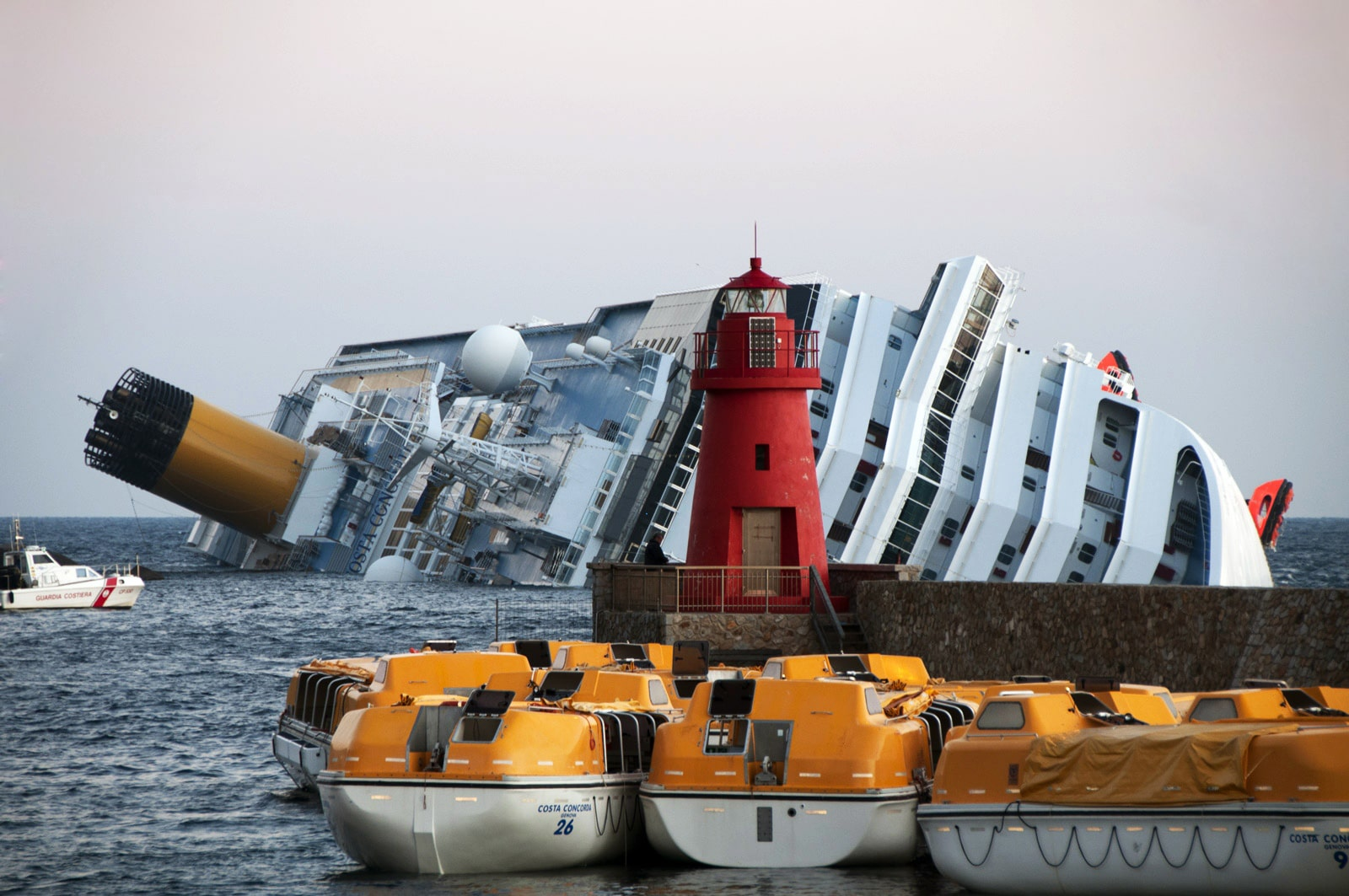 Photo of CONCORDIA – Schettino dà la colpa al timoniere