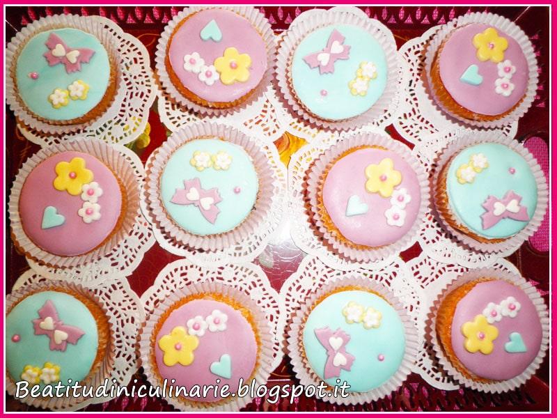 Photo of Cupcakes alla mora, un po' di frutta dopo il cioccolato