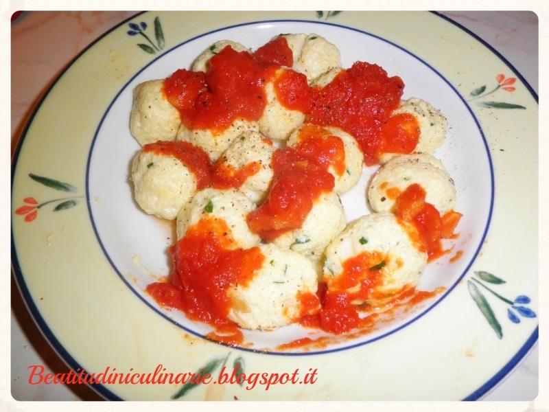 Photo of Gnocchi ricotta e pane, veloci e gustosi