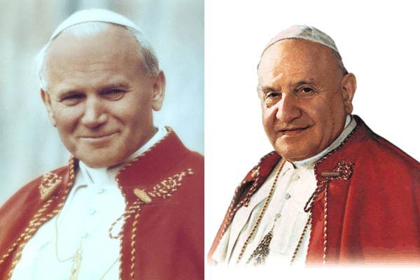 Photo of Wojtyla e Roncalli santi – annuncio di Papa Francesco