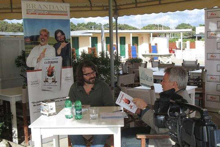 Photo of Teleriviera presenta TR Libri – ospite Simone Togneri