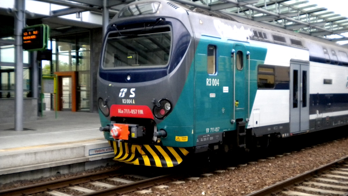 Photo of FIRENZE – Treno investe persona. Linea per Prato ferma