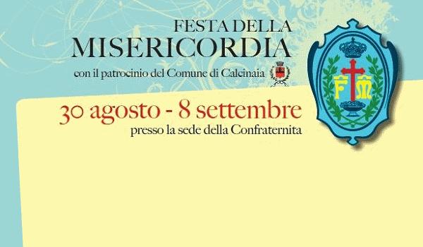 Photo of FORNACETTE (PI) – Da venerdì al via la Festa della Misericordia