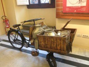 La bicicletta del Lattaiolo