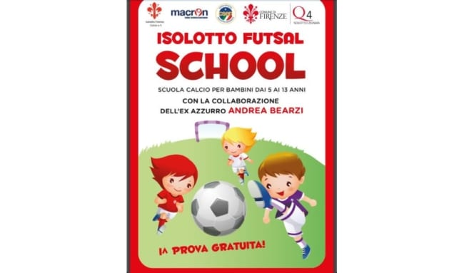 Photo of L'Isolotto Firenze Calcio a 5 vara la Scuola Calcio