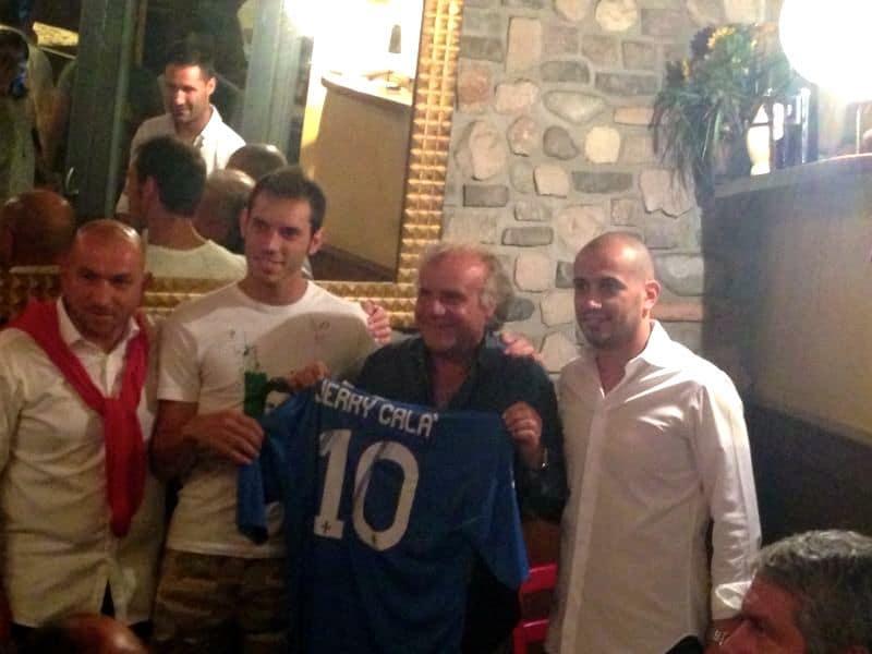 Photo of Il Prato Calcio ha un nuovo tifoso: Jerry Calà