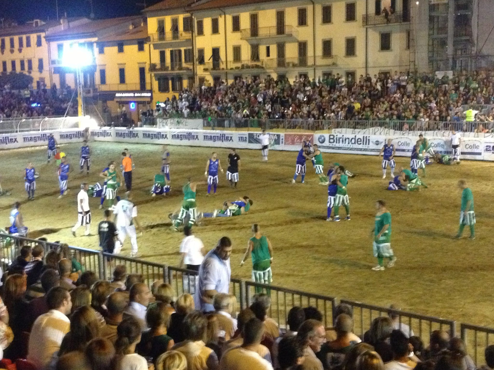 Photo of PALLA GROSSA – Finale Azzurri-Gialli