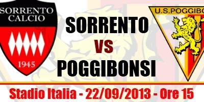 Photo of Info ticket Sorrento vs Poggibonsi