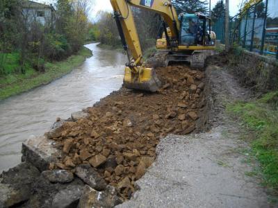 Photo of Torrente Cesto – A ottobre via a lavori sul guado a Figline