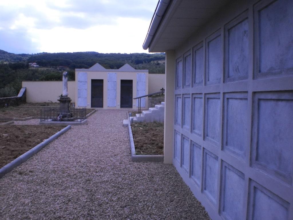 Photo of PONTASSIEVE – Conclusi i lavori per l'ampliamento del Cimitero di Lubaco