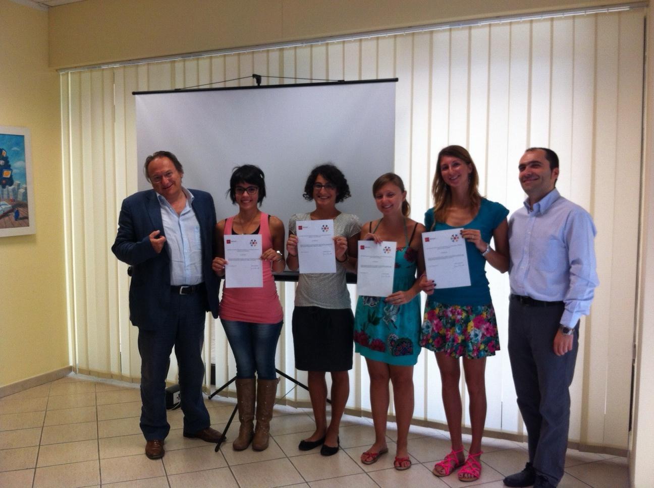 Photo of GROSSETO – Cinque giovani al servizio della comunità
