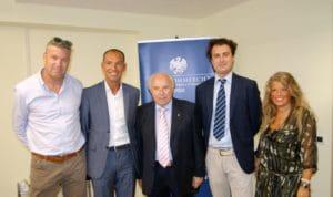 Da Sx Orsucci, Pieragnoli, Battini, Trolese, Battini