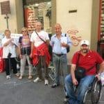 manifestazione comitati sanità Regione Toscana 2