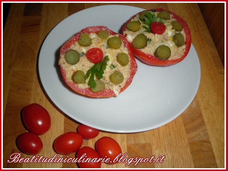 Photo of Pomodori ripieni di patate e tonno