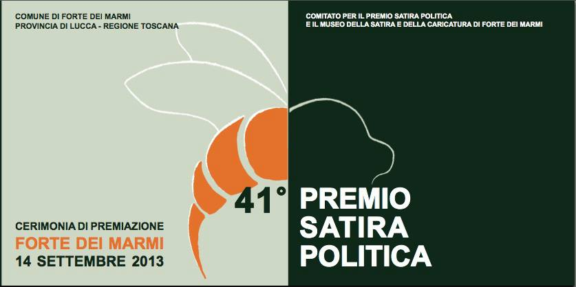 Photo of A PIF il premio 'Viva la libertà' al Premio Satira 2013