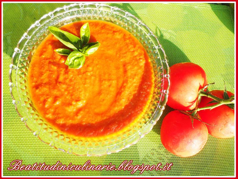 Photo of Salsa di pomodoro fresco con Bimby