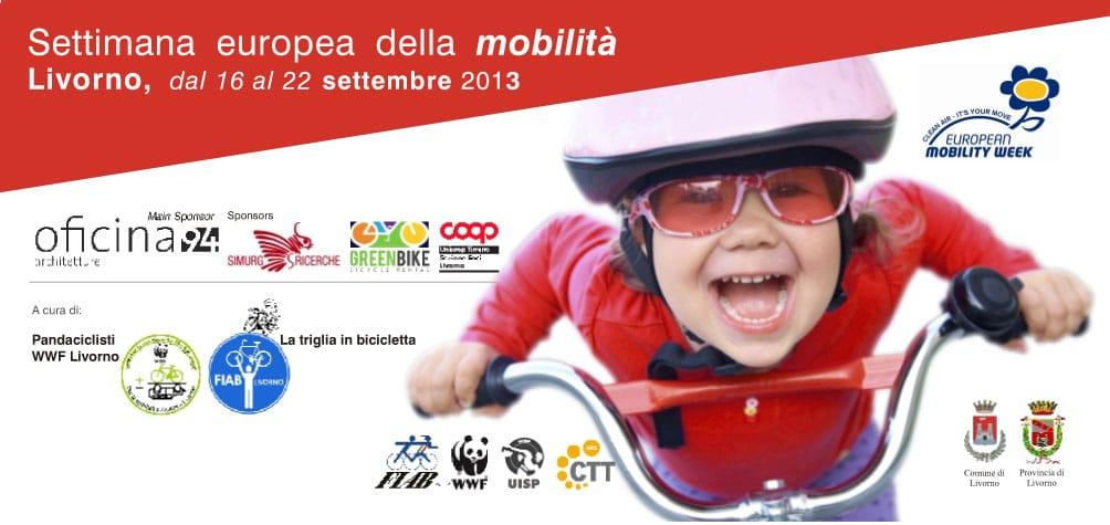 Photo of Settimana Europea della Mobilità a Livorno 16-22 Sett 2013