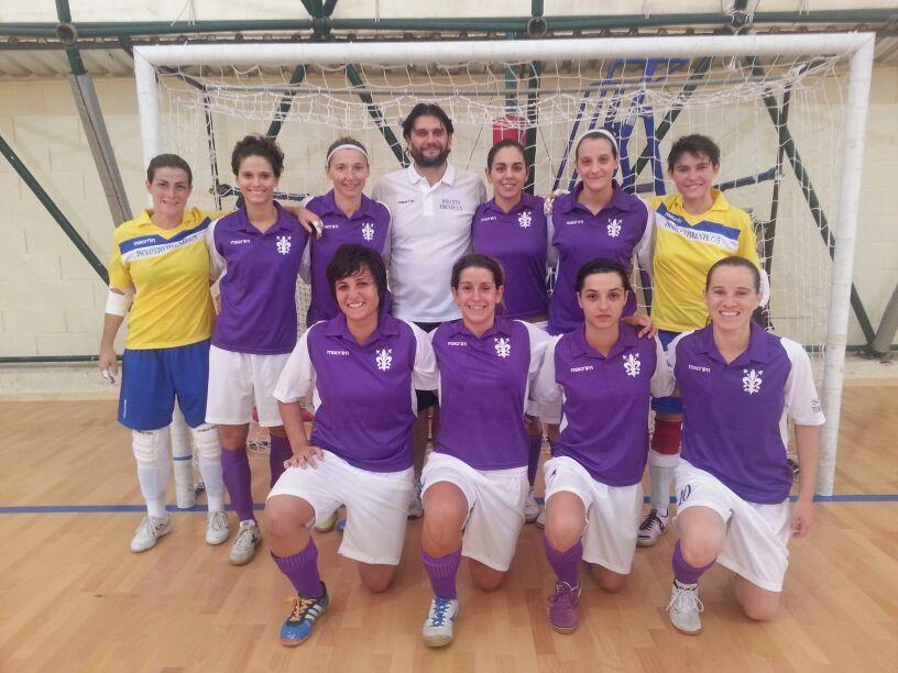 Photo of Grande vittoria per il Firenze Calcio a 5