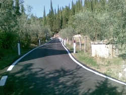 strada pontassieve
