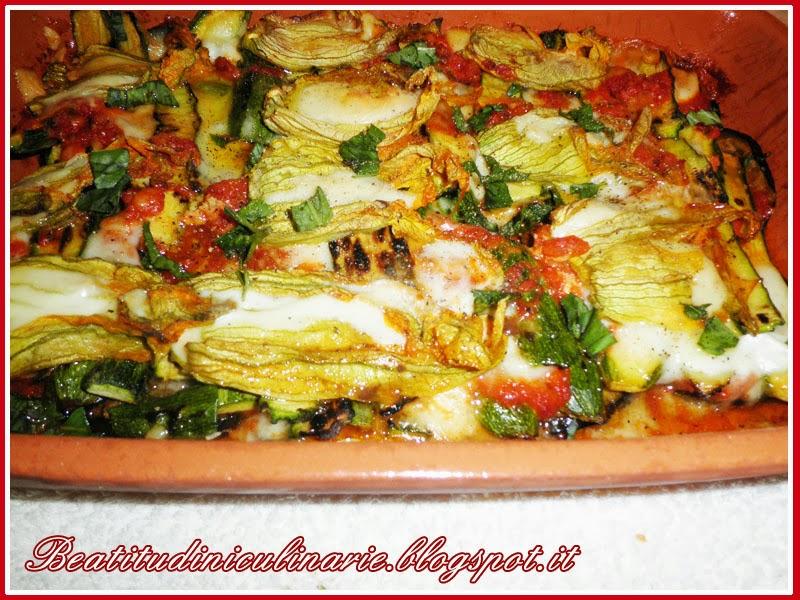 tegliata di verdure