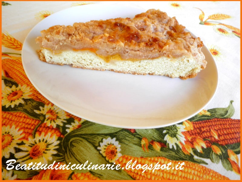 Photo of Streusel di susine, una torta dolce e gustosa
