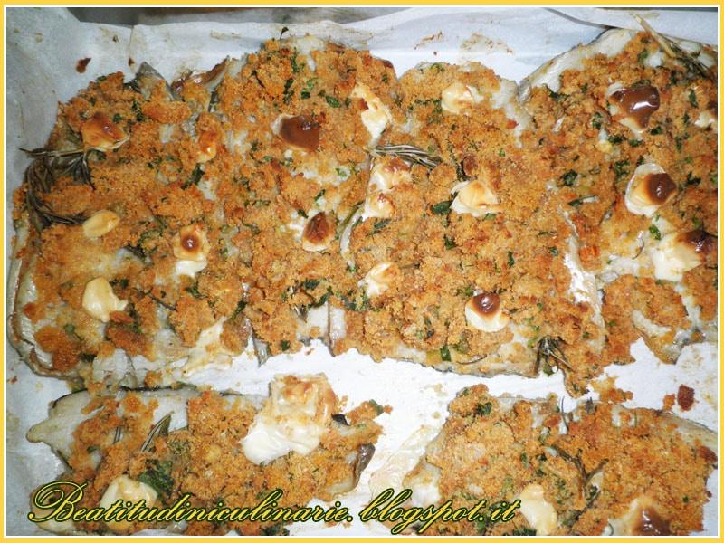 Photo of Trote al forno con impanatura agli aromi e formaggio