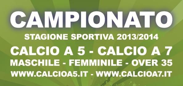 Photo of Iniziano i Campionati di calcio a 5 e a 7 del CSEN per il 20° anno
