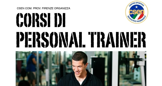 Photo of Corsi di personal trainer al CSEN di Firenze