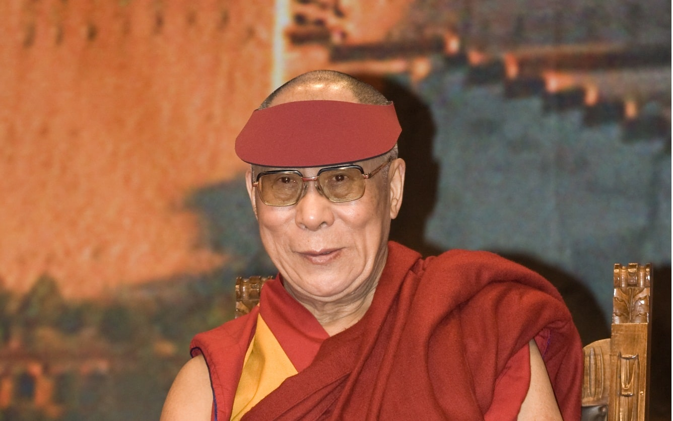 Photo of TOSCANA – Dalai Lama in visita a giugno 2014