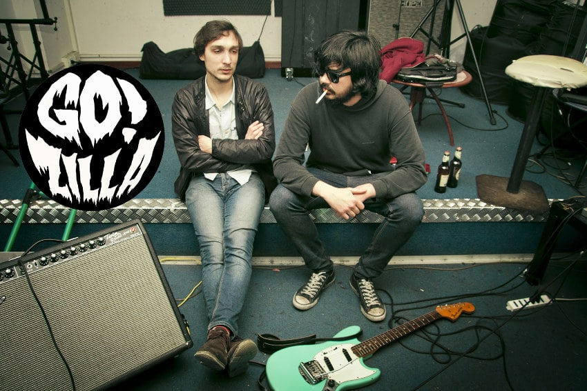 Photo of Go!Zilla, psycho-sixties da Firenze