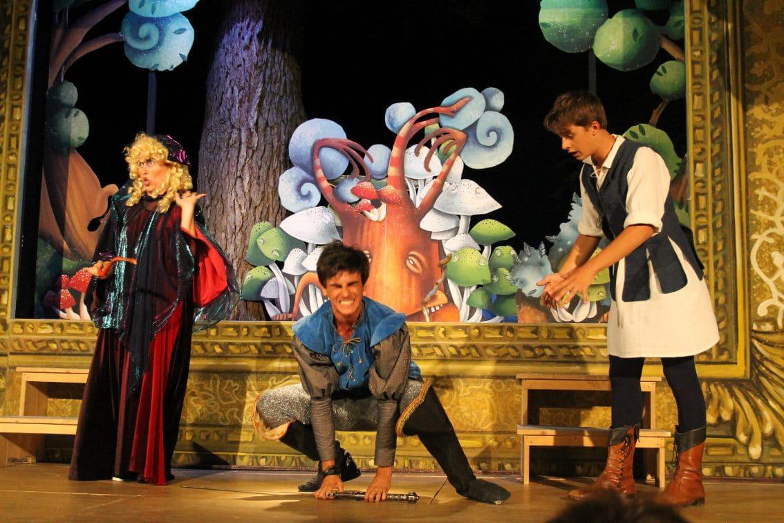 Photo of 'Halloween: la notte delle zucche' al Teatro Moderno di Tavarnuzze (FI)