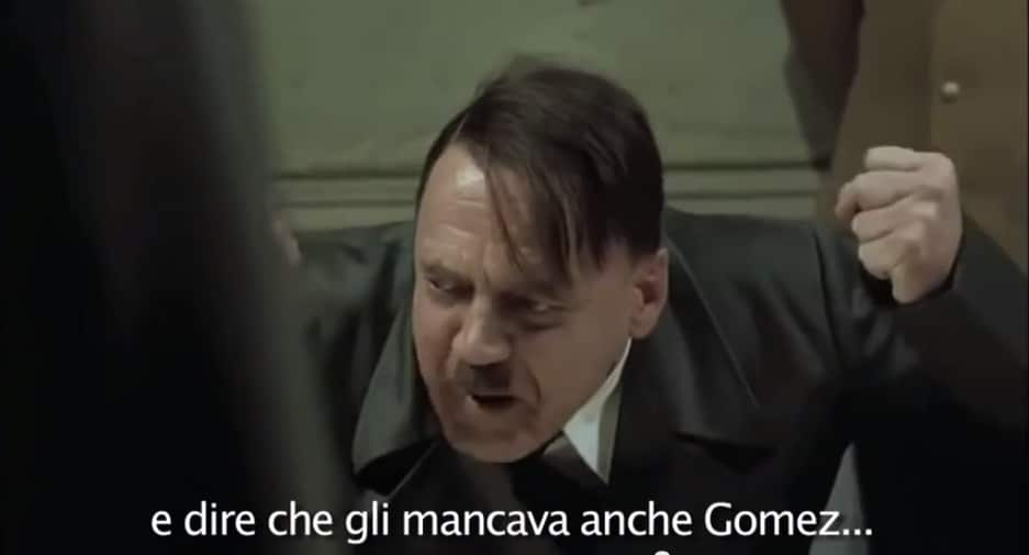 Hitler Fiorentina Juventus