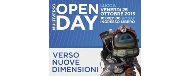 Photo of Multiverso Open Day, tappa a Lucca nel weekend